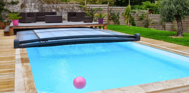 Abri piscine plat top abri piscine plat with abri piscine for Abri piscine plat